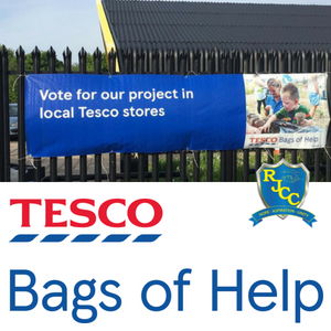 Tesco's Bags Of Help Success Update - Thank You!