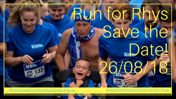 2018 Run For Rhys and Family Fun Day at Croxteth Hall Park