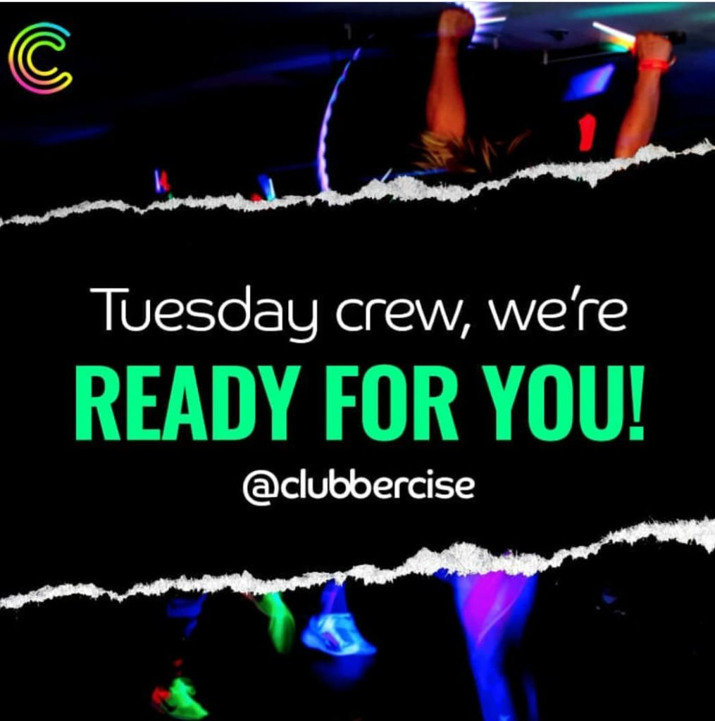 Clubbercise Liverpool with Hayley at Rhys Jones Community Centre