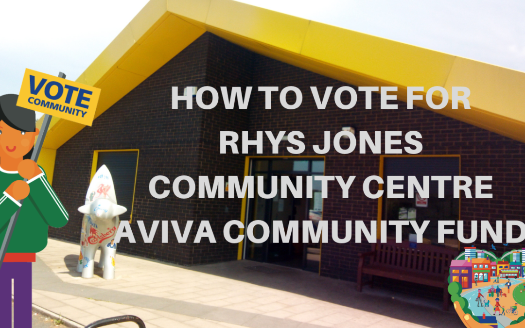 How to Vote For Rhys Jones Community Centre in the Aviva Community Fund – Videos