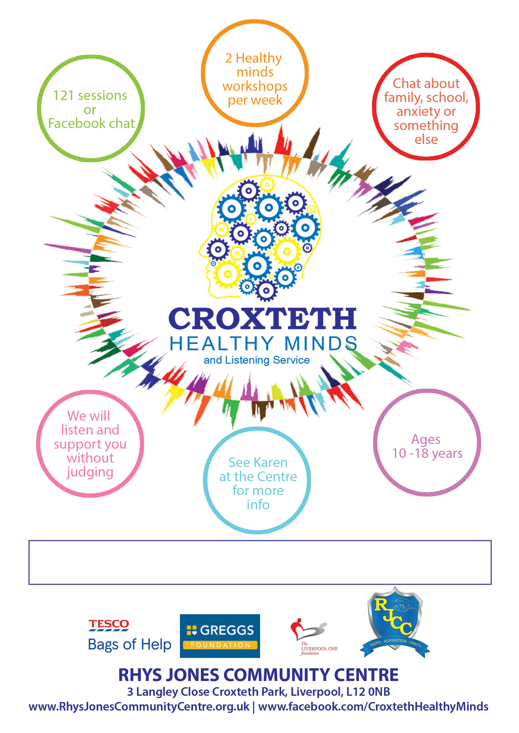 Croxteth Healthy Minds