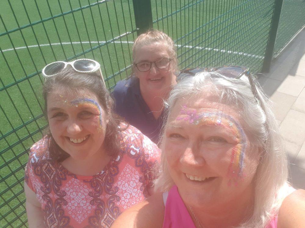Directors of Rhys Jones Community Centre Croxteth park
