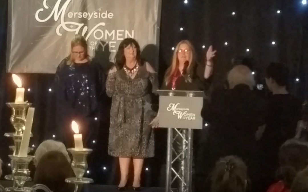 Karen Harper Community Change Award MWOTY Winner